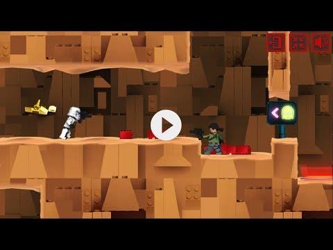 Lego Starwars Empire Vs Rebels 2018 Lego Starwars Games Gameplay