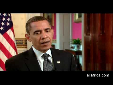 Obama Talks to AllAfrica at the White House - Part 2