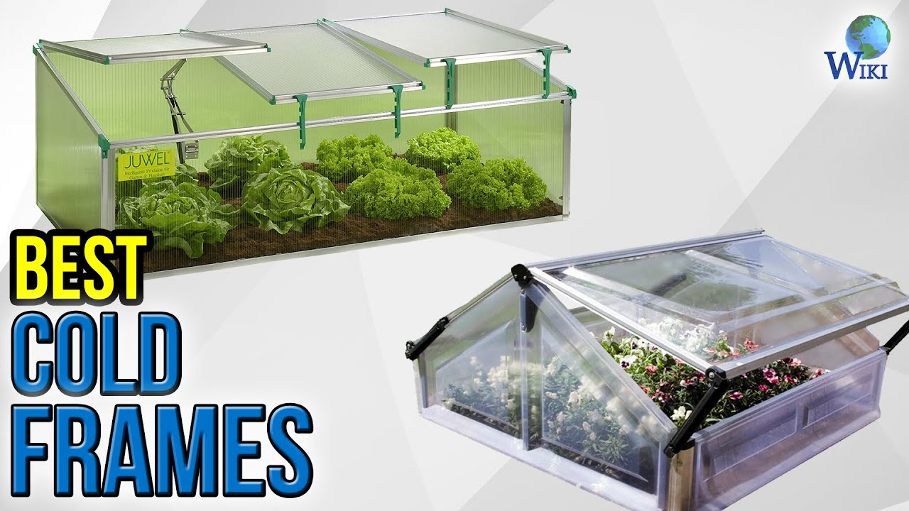 6 Best Cold Frames 2017 - YouTube