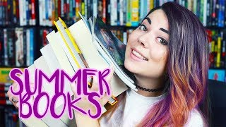 Summer Reading Wrap Up! (pt. 1)