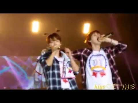 150620 Super Junior D&E in Hongkong - Hello
