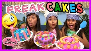 Sisters Funny Decorating Game - Fun DIY Party For Kids - Comedy Games : SO CHATTY // GEM Sisters