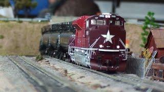 xviii convencion fm y fa acámbaro 2014 tren gatx tank train up ho