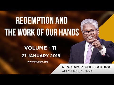 Redemption and The Work of our Hands (Vol 11) - Calling, Vocation, Career, Job - 02