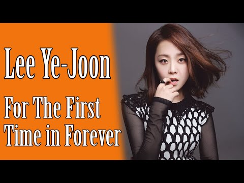 Lee Ye-Joon - For The First Time in Forever (Cover)