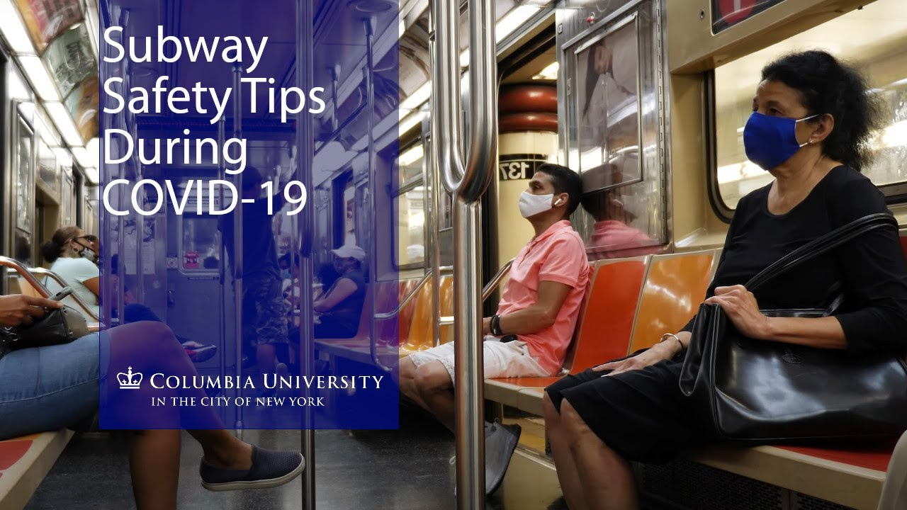 An Infectious Disease Expert on How to Safely Ride the Subway