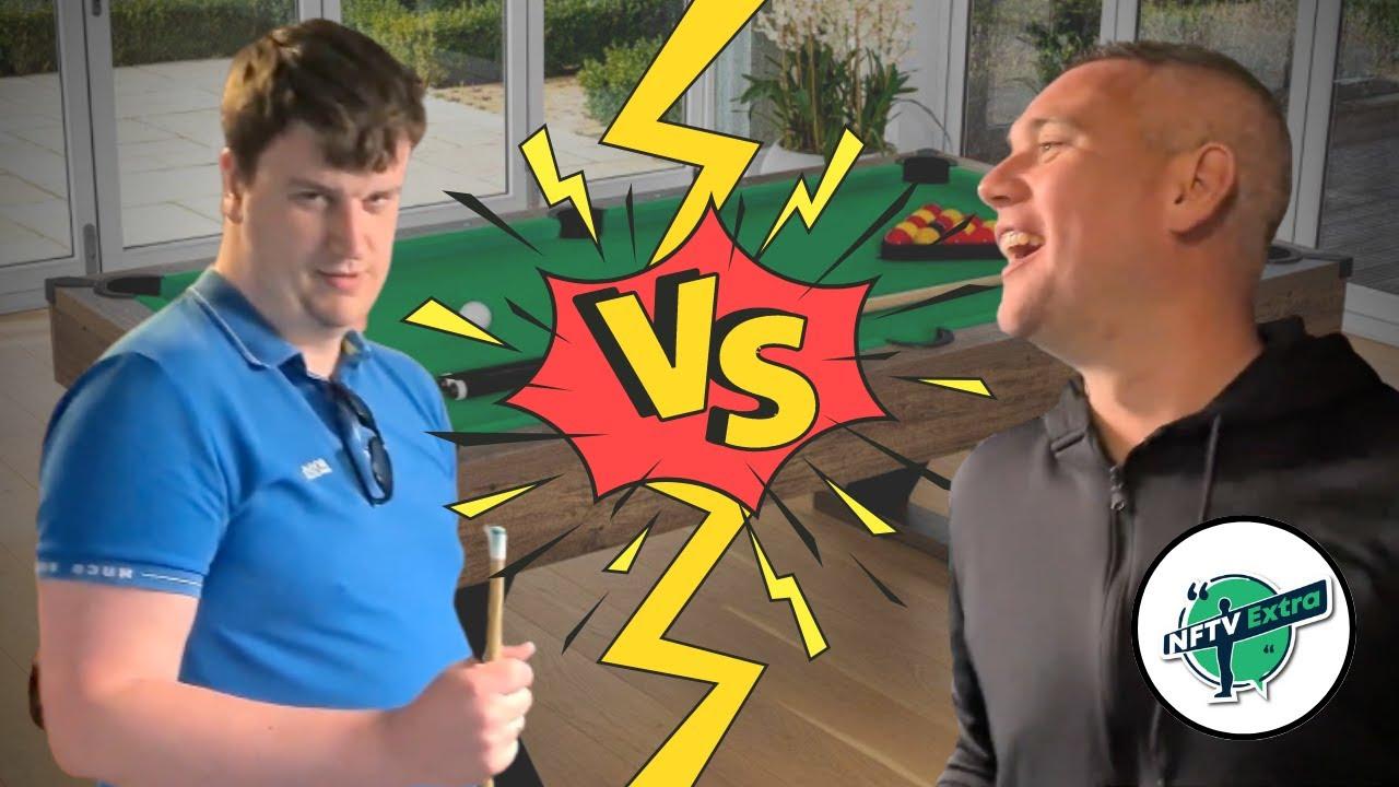 Pool challenge | Adam vs Sam