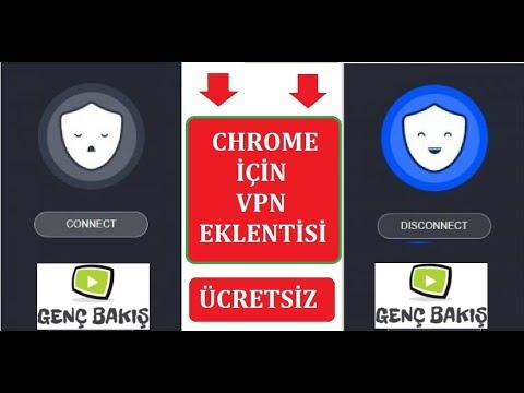 ÇALIŞAN EN  İYİ ÜCRETSİZ CHROME VPN EKLENTİSİ 2019 - ( BETTERNET)