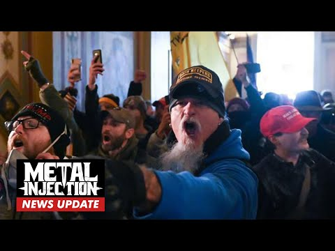 ICED EARTH's Jon Schaffer On FBI's Most Wanted  Breaking News   Metal Injection