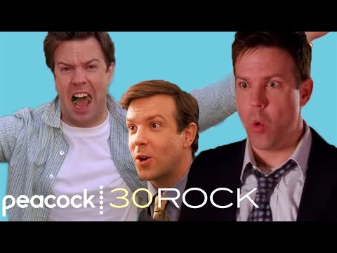 30 Rock  The Best Of Jason Sudeikis