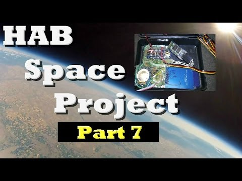 HAB Part 7- Arduino and GPS Tracker Fun