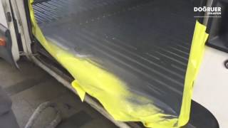 Sprey Polyurea Araç Kaplama