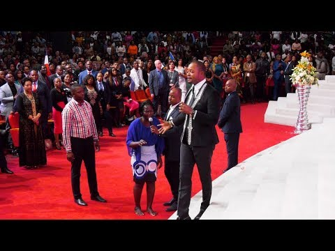 MUST WATCH! An evil hearted Colleague DEALT with SPIRITUALLY by Pst Alph Lukau