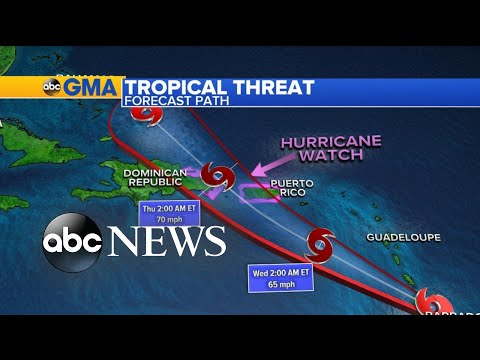 Puerto Rico braces for Tropical Storm Dorian | ABC News