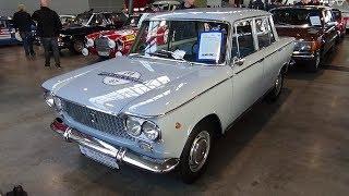 1963 Fiat 1300 Milletrecento - Retro Classics Stuttgart 2017