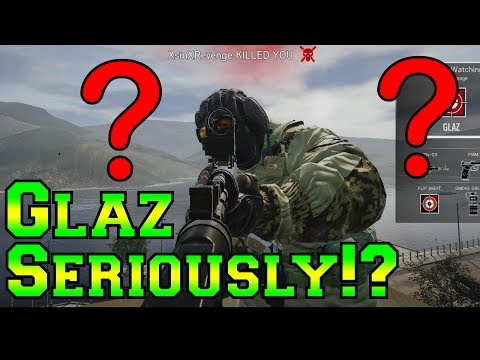 GLAZ WHAT ARE YOU DOING!? - Rainbow Six Siege