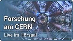 CERN: LHC, Higgs-Teilchen & zukünftige Forschung • Live im Hörsaal | Michael Hauschild