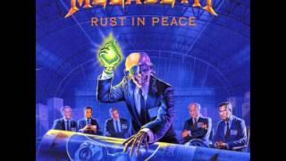 Megadeth Hangar 18 Backing Track (With Vocals)
