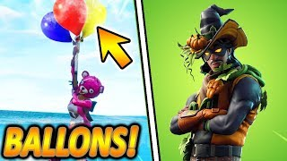 *NEW* BALLONS IN FORTNITE COMING!🎈🔥 | NEW KÜRBISKÄMPFER SKIN🎃 | Fortnite Battle Royale