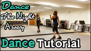 "TWICE(트와이스) ""Dance The Night Away"" FULL DANCE TUTORIAL"