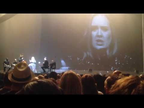 ADELE Vancouver 25 Tour (Multiple Songs)