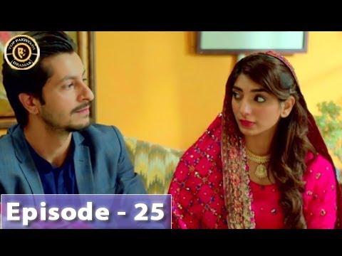 Aangan Episode 25 - Top Pakistani Drama