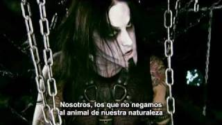 Dimmu Borgir - Progenies Of The Great Apocalypse (Español)