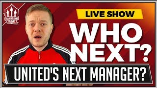 Who Should Replace Jose Mourinho as Manchester United Manager?
