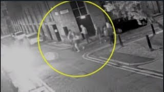 "SAD: Police release CCTV of WEAK man who attacked teenage girl for ""turning him down"""