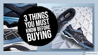 Asics Gel Kayano 26 | 3 things you must know before buying