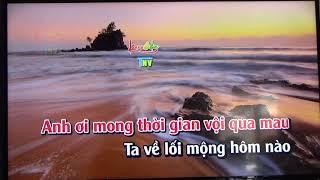 GUI NHO VAO DEM karaoke HONG DO