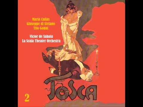 Tosca: lo de'sospiri