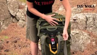 Tatonka Yukon — высокотехнологичная классика!(Tatonka Yukon -- высокотехнологичный рюкзак для продолжительных походов. Регулируемая система подвески V2 оптимал..., 2014-04-24T09:04:58.000Z)