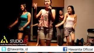 hawanita   latihan koreo studio8audio bandung
