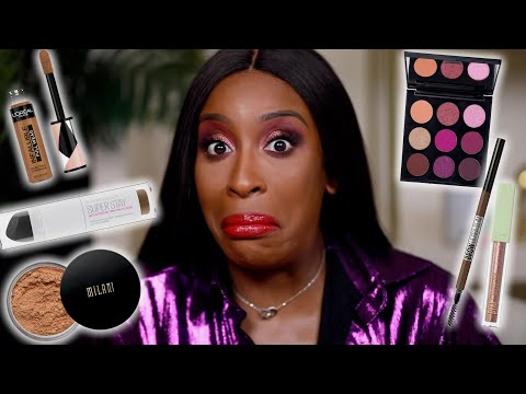 Drugstore Makeup Is Coming For Our NECKS! | Jackie Aina