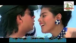 BAZIKARO BAZIKARR Hindi karaoke for female singers with lyrics (ORIGINAL TRACK)