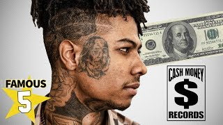 Blueface Top 5 Strange Facts ( Tattoos, Record Deals, Thotiana's & More )