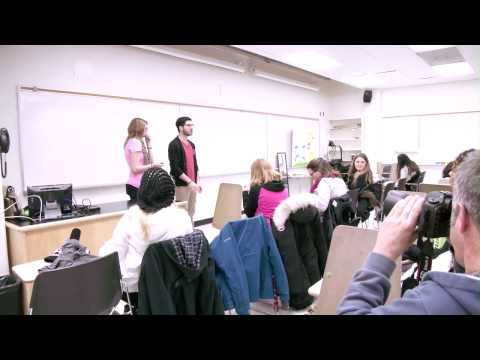 """""""Speak Out Night"""" hosted by Active Minds at Brock University"""
