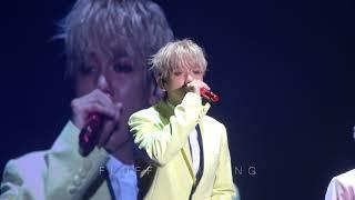 [4K] 180513 엑소 첸백시 EXO-CBX Magical Circus In Yokohama - Diamond Crystal - Baekhyun 백현 Focus 직캠