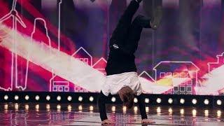 Tancerz i akrobata w jednej osobie? To możliwe! [Mam Talent!]