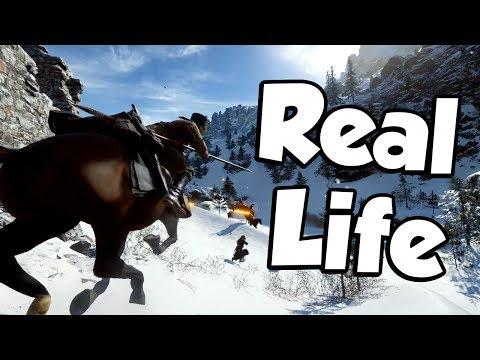 BF1 REAL LIFE MODE!