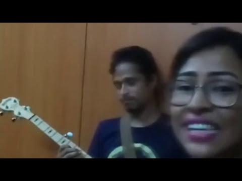 Jhuboti Radhe By Sorolpur Band live with Turin ft. Shawn