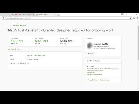 Cara Mendapatkan Pekerjaan di Upwork - Tips dan Trik Kerja Freelance Untuk Pemula