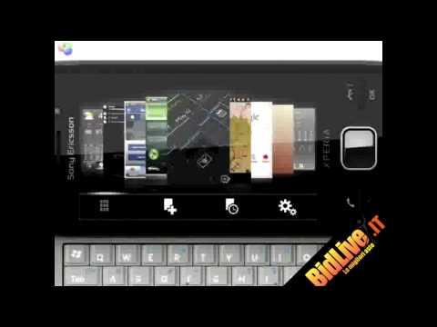 Sony Ericsson Xperia x2
