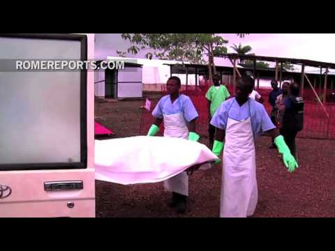 Priest in Liberia: Every day, I would hear of another death caused by Ebola