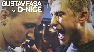 The O-Zone Battles: Gustav Fasa vs D-Nice