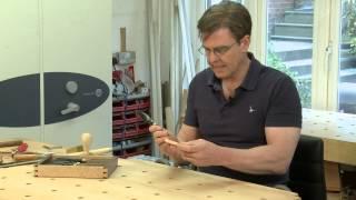 Chisel Techniques For Hand Cut Dovetails