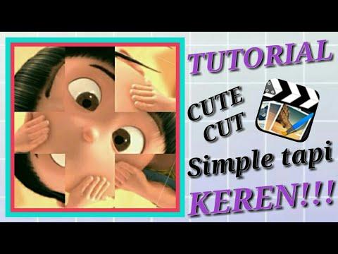 Tutorial transition cute cut simple buat pemula! | CUTE CUT KEREN! -oriya fawzay