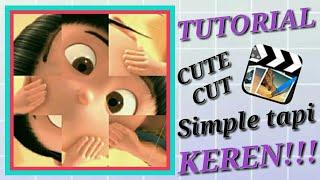 Download Tutorial transition cute cut simple buat pemula! | CUTE CUT KEREN! -oriya fawzay Mp3