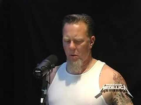 Mission Metallica: Fly on the Wall Clip (August 12, 2008)
